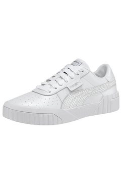 puma sneakers »cali snake wn's« wit