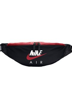 nike heuptasje »nike air heritage waistpack (small items)« zwart