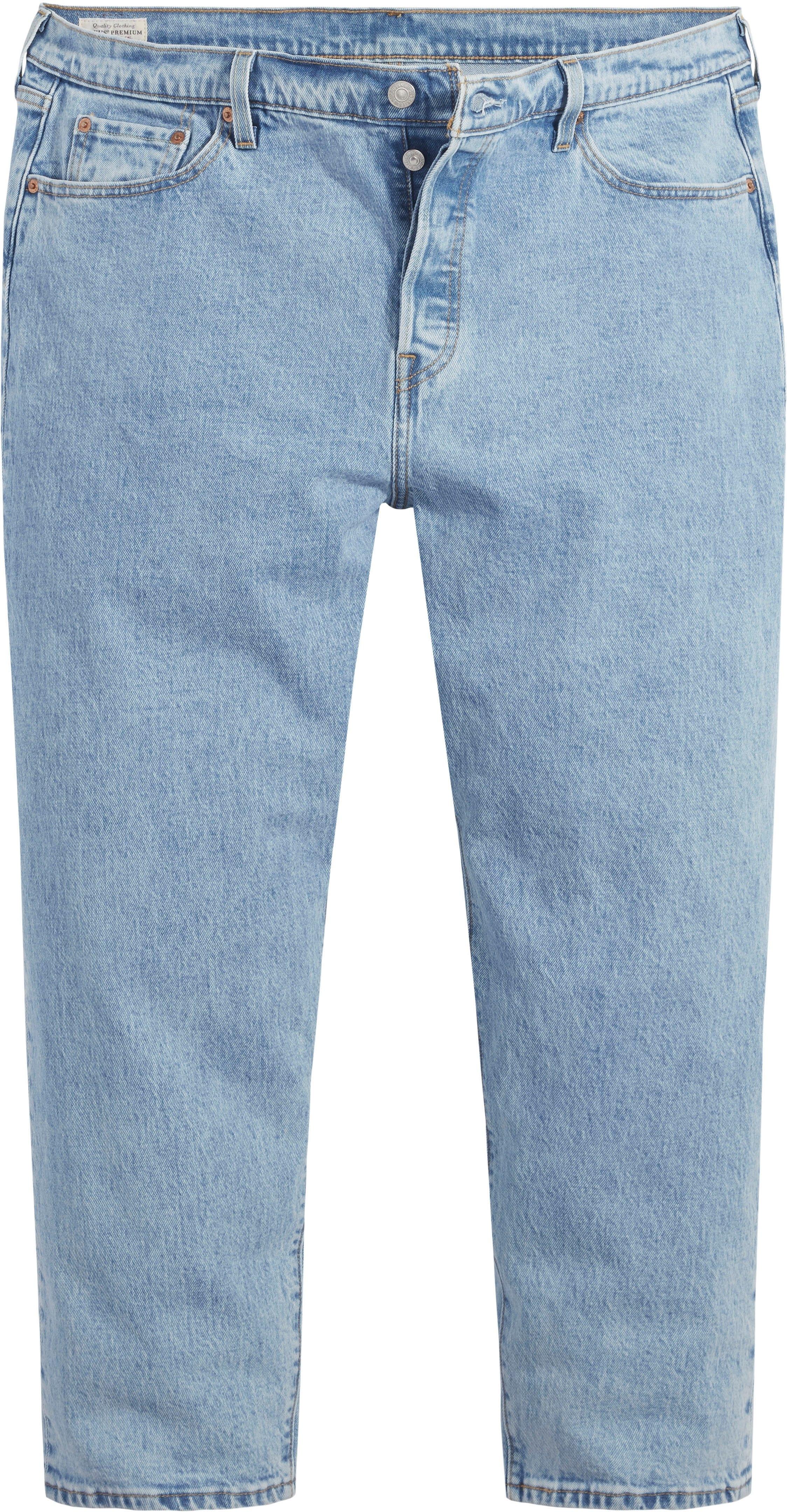 LEVI'S straight jeans »501 Crop« nu online bestellen