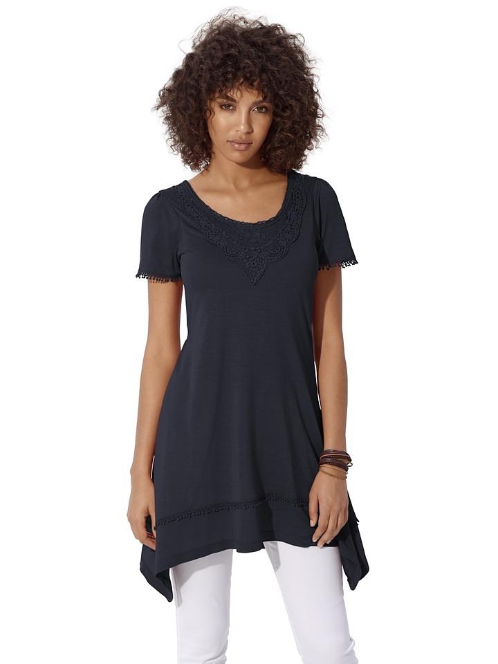 LINEA TESINI by Heine Longline-shirt online kopen op otto.nl