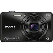 sony cyber-shot dsc-wx220 compakt camera, 18,2 megapixel, 10x opt. zoom, 6,8 cm (2,7 inch) display zwart