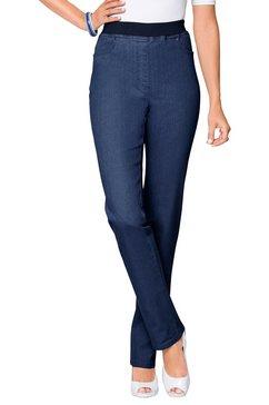jeans in stretchkwaliteit blauw