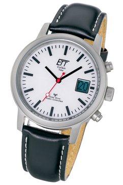 ett radiografisch horloge »egs-11185-11l« zwart