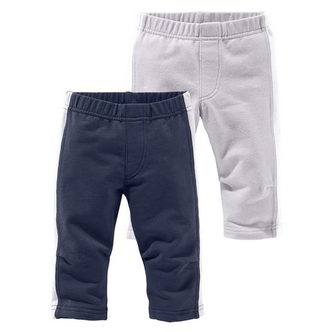 KLITZEKLEIN Baby-sweatbroek in set van 2