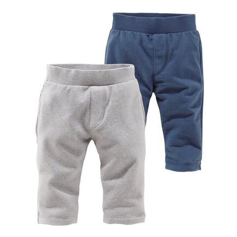 KLITZEKLEIN Baby-joggingbroek in set van 2