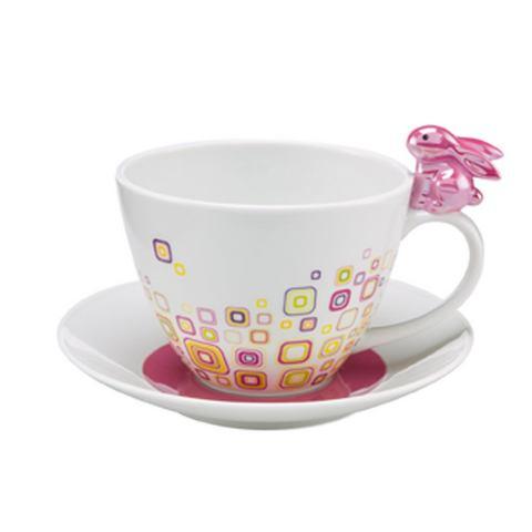 GOEBEL Kopje Pink Retro Bunny