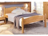 HOME AFFAIRE Bed van massief hout