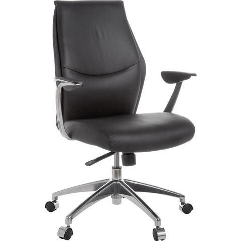 Bureaustoel met ergonomische vormgeving