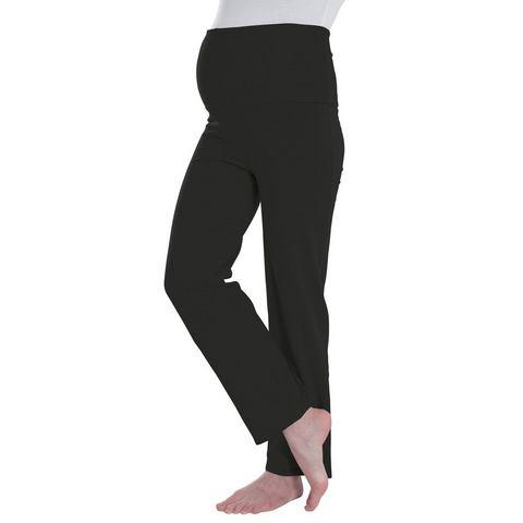 NEUN MONATE Positie-yogabroek met stretch