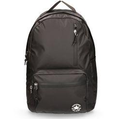 converse laptoprugzak »coated retro, black« zwart