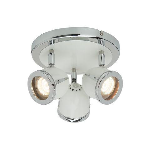 BRILLIANT Plafondlamp met 3 fittingen