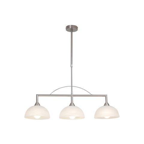 BRILLIANT Hanglamp met ijzerkleurige metalen delen