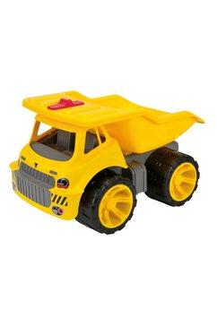 big vrachtwagen maxi-truck geel