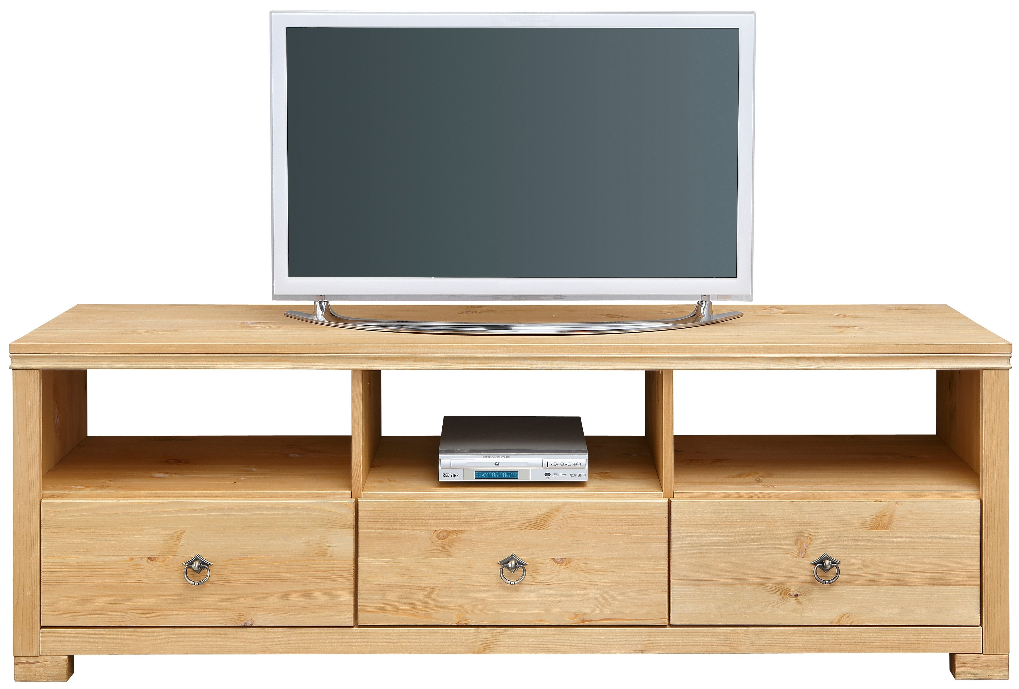 home affaire tv lowboard gotland breedte 147 cm in de. Black Bedroom Furniture Sets. Home Design Ideas