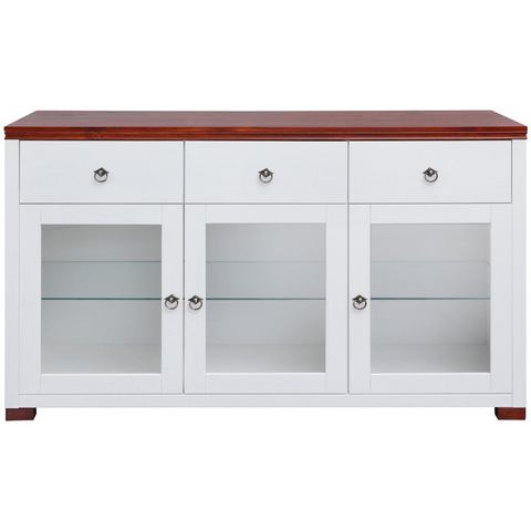 Dressoirs HOME AFFAIRE Sideboard Gotland breedte 147 cm 322949