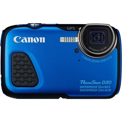 CANON Outdoorcamera PowerShot D30