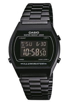 casio vintage chronograaf »b640wb-1bef« zwart