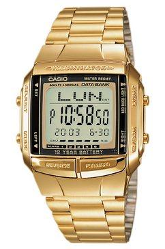 casio vintage chronograaf »db-360gn-9aef« goud