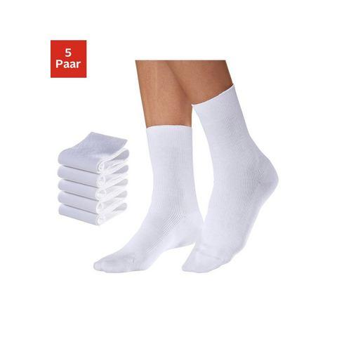 Sokken, set van 5 paar