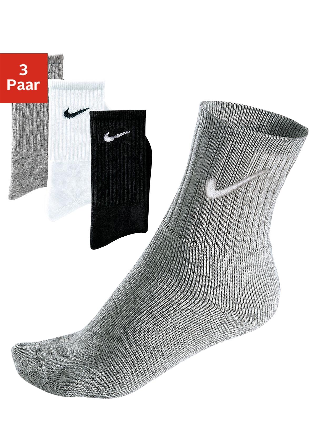 Nike sportsokken met frotté (3 paar) goedkoop op otto.nl kopen