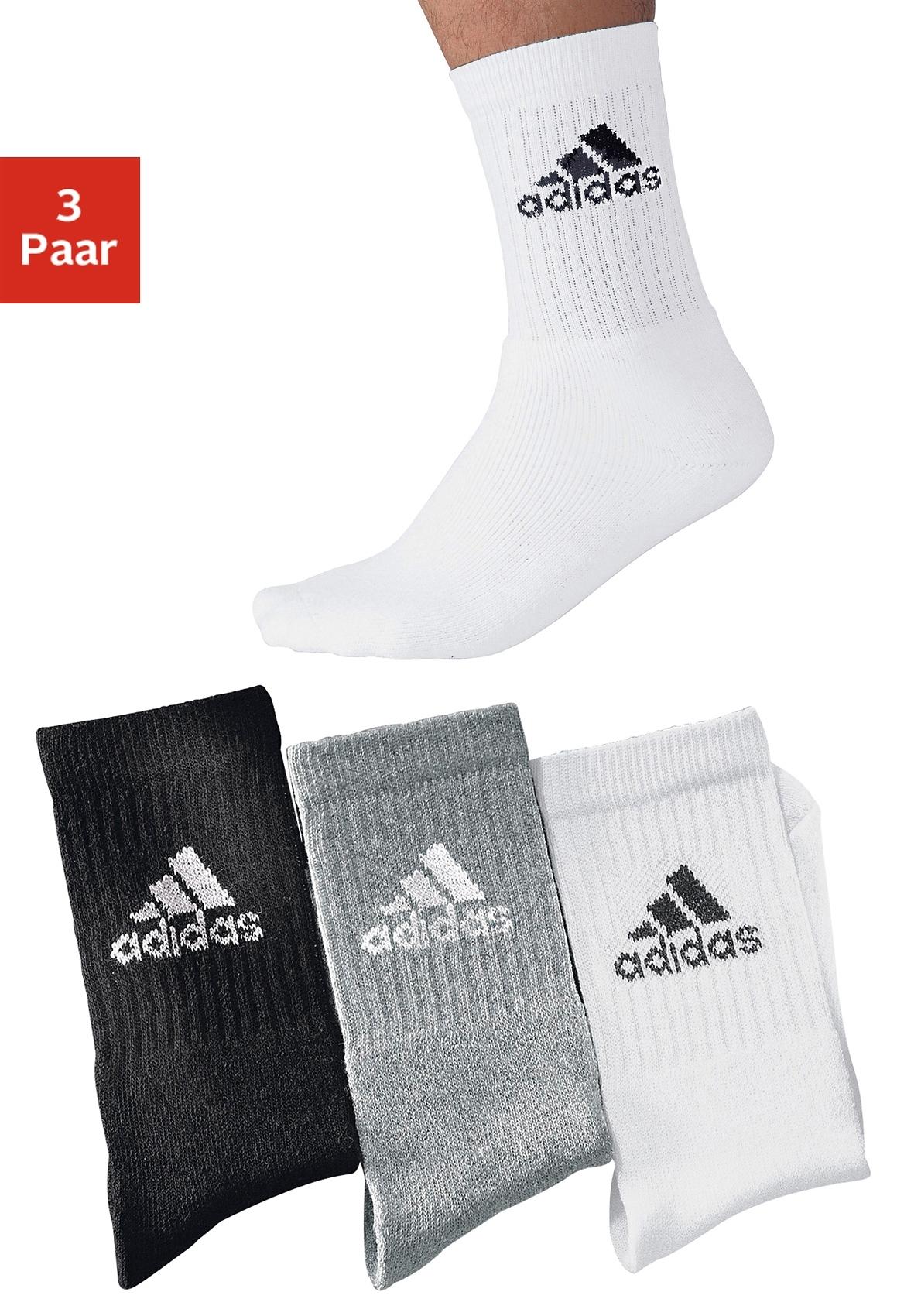 adidas Performance Sportsokken, (3 paar), adidas - verschillende betaalmethodes