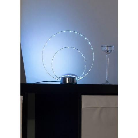 BRILLIANT Deco-tafellamp met LED-verlichting