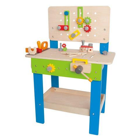 Hape Houten speelgoed werkbankHouten speelgoed werkbank