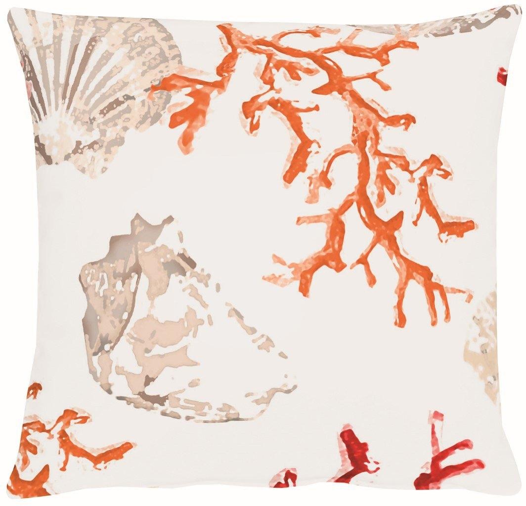 Apelt Kussenovertrek, »4056- digitale print koraal-schelp« nu online bestellen