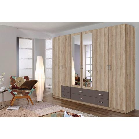 Kledingkasten RAUCH Garderobekast met kunststof oppervlak 228408