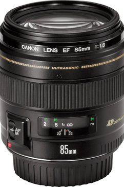 EF 85mm f/1.8 USM Tele Objectief