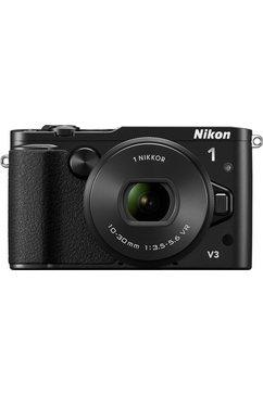 N1 V3 Systeemcamera, NIKKOR VR 10-30 1:3,5-5,6 PD Zoom, 18,4 Megapixel
