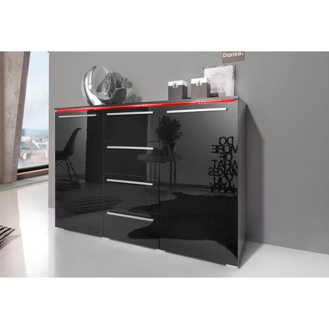 Dressoirs Sideboard breedte 132 cm 594744