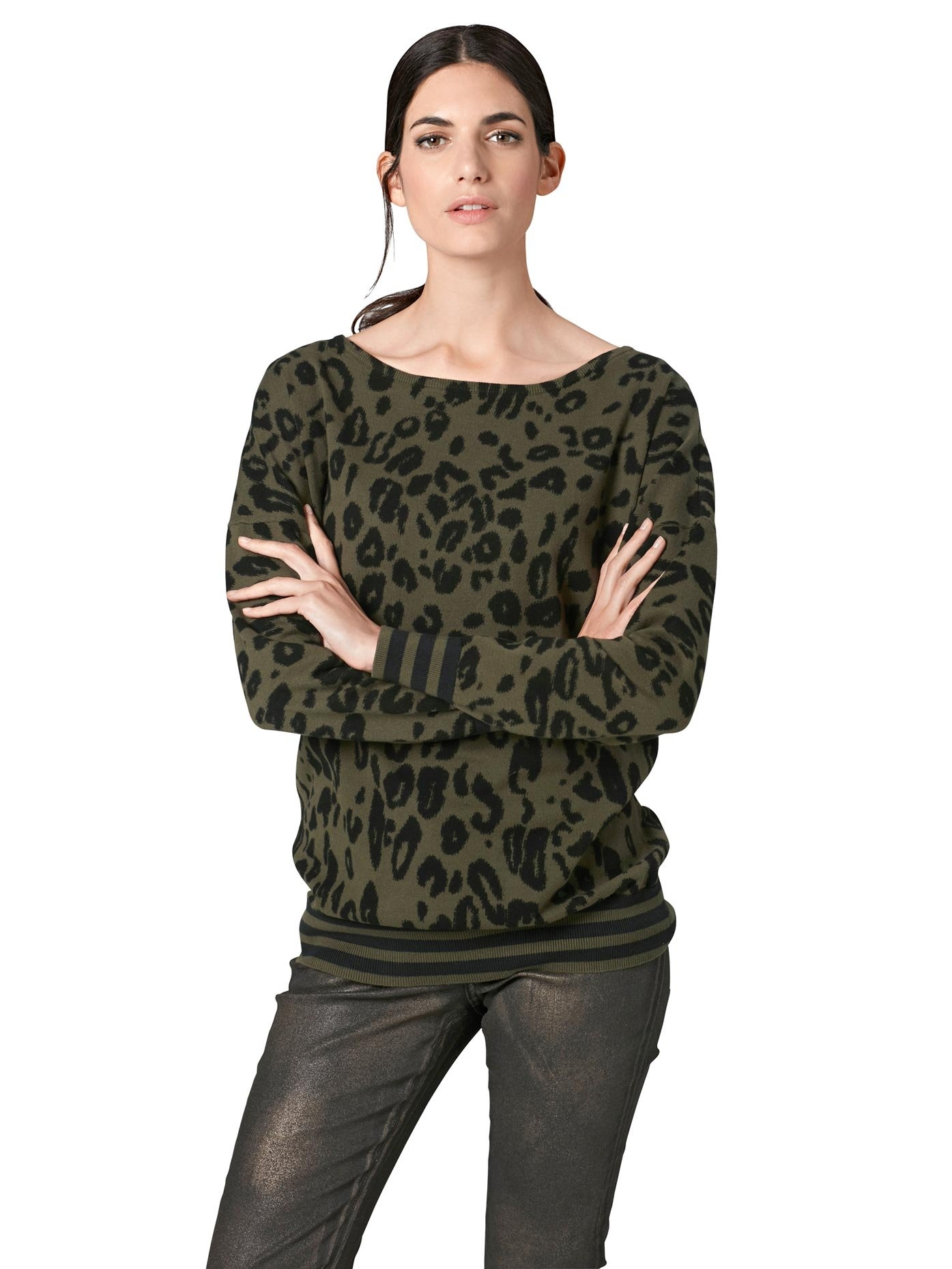 ASHLEY BROOKE by Heine gebreide trui in de webshop van OTTO kopen