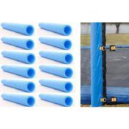 joka fit »schaumumrandung-set, fuer netzstangen« trampoline-randbeschermer blauw