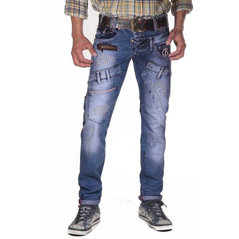 Bright Jeans FASHION heupjeans