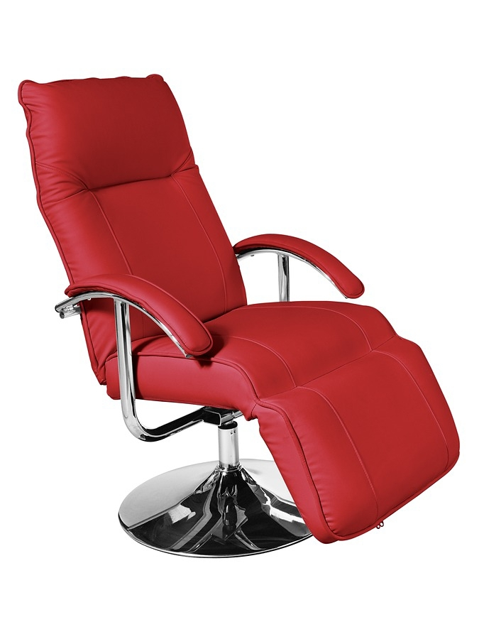 Relax Fauteuil Rood.Relaxfauteuil