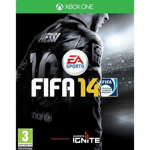 XBOX Game Fifa14