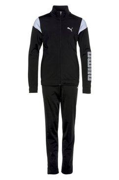 puma trainingspak tricot suit zwart