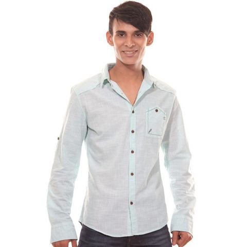 CATCH Overhemd met lange mouwen - Slim fit.