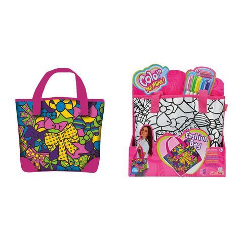 SIMBA® Tas Pink Fashion Bag Color Me Mine