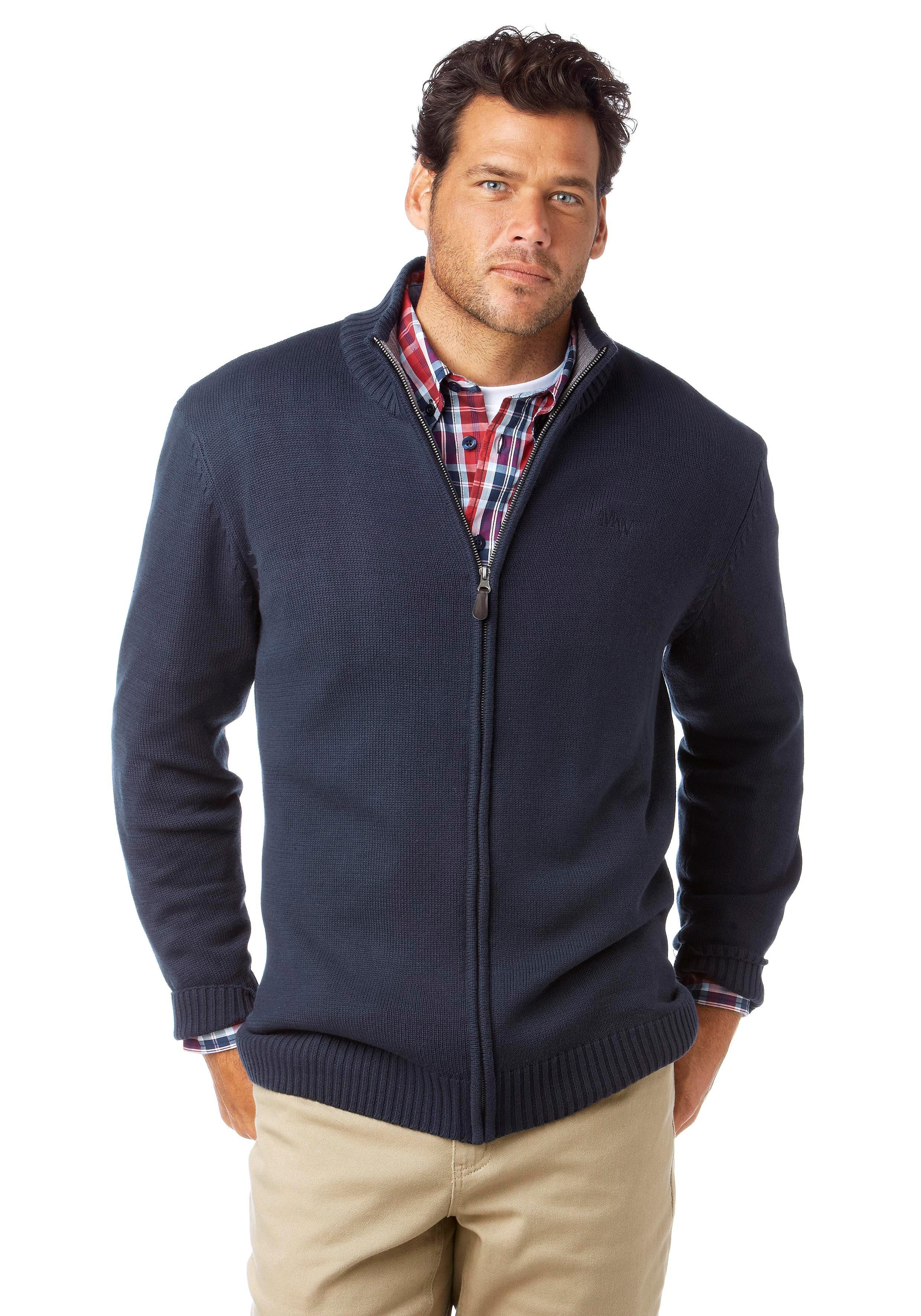 Op zoek naar een Man's World vest in een katoenmix? Koop online bij OTTO