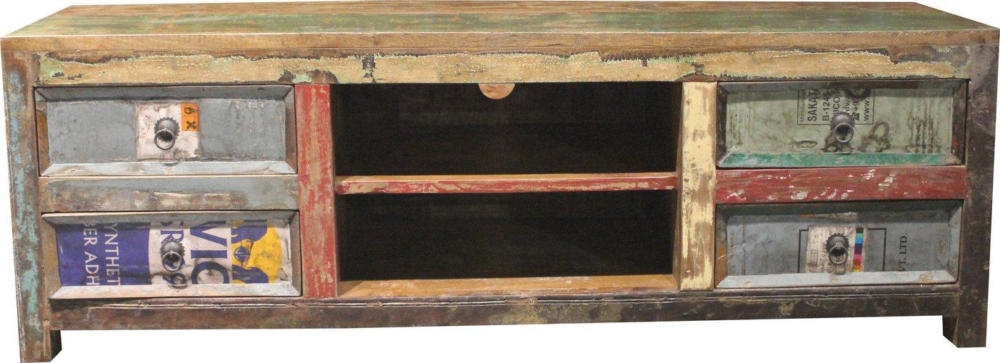 HOME AFFAIRE TV-meubel Montreal, breedte 150 cm