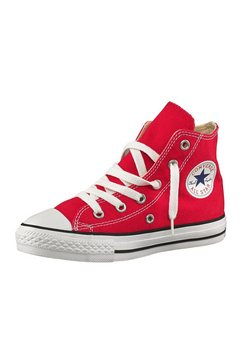 converse kinder-sneakers chuck taylor rood