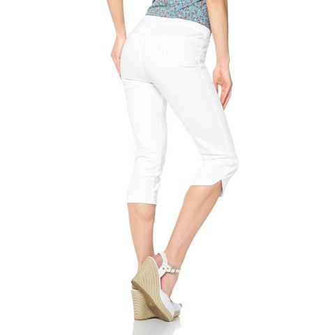 CORLEY COLLECTION Capri-jeans van stretch-denim