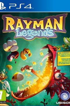 Game Rayman Legends