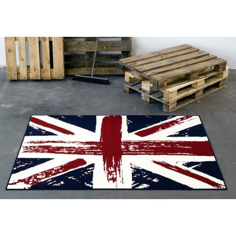 Tapijt Union Jack Vintage, Hanse Home Collection