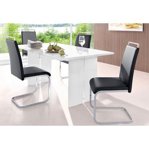 Eethoeken Eethoek bestaande uit 1 tafel en 4 stoelen 486181