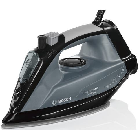 Bosch TDA 102401 C Stoom-Strijkijzer Zwart