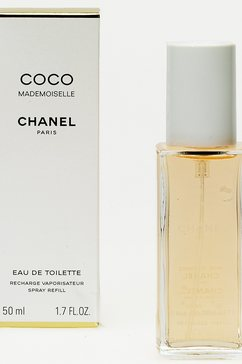 chanel eau de toilette coco mademoiselle navulling goud