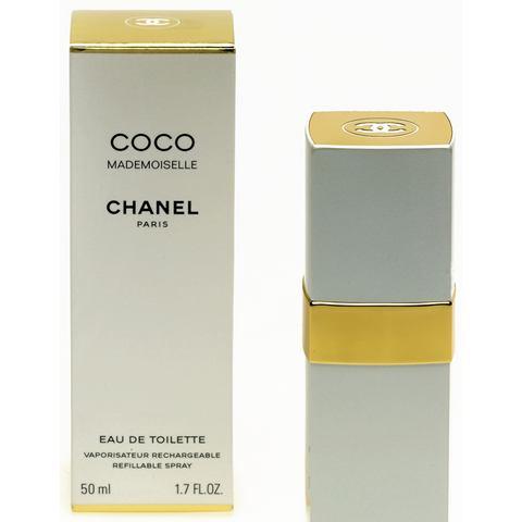 Chanel Chanel Coco Mademoiselle Vaporisateur refillable – eau de toilette – 50 ml